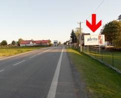 601010 Billboard, Havlíčkův Brod (Radostín, od Kolína )