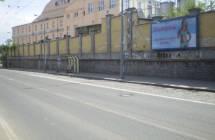 Billboard, Plzeň (Zborovská  )