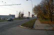 Billboard, Šlapanice (Brněnská)
