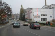 Billboard, Liberec (Londýnská/Sokolská - dolní)