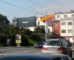 101094 Billboard, Praha 10 - Strašnice (Průběžná)