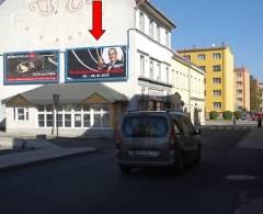 391006 Billboard, Sokolov (Křížová)