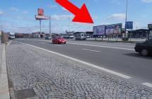 Billboard, Olomouc (Tovární - autobus. nádraží, E442, E446    )