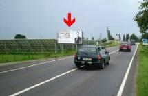 Billboard, Prostějov (Brněnská - výjezd )