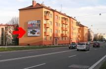 Billboard, Olomouc (Albertova 2)