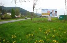Billboard, Vsetín - Janová ()