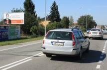 Billboard, Prostějov (Plumlovská/Západní)