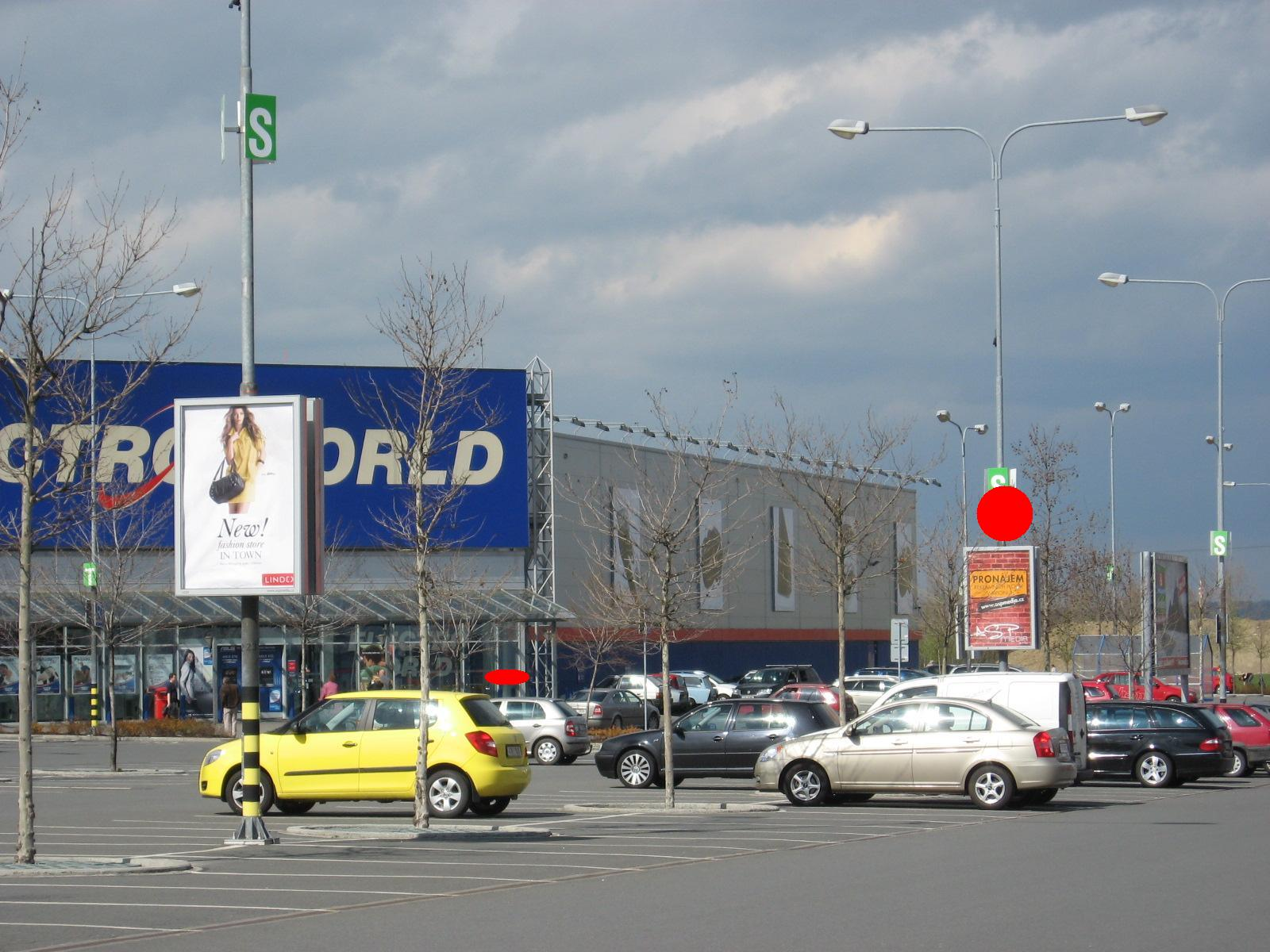 872017 Citylight, Ostrava (OC AVION Shopping Park Ostrava)