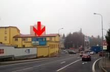 Billboard, Trutnov (Vjezd od Dvora Králové)