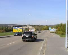 711421 Billboard, Brno - Bystrc  (Rakovecká X Stará dálnice    )
