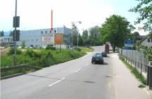 Billboard, Liberec (České mládeže,nájezd na I/35)