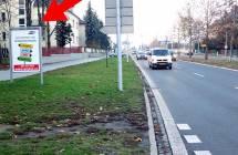 Cityboard, Olomouc (Foerstrova/tř. Míru, ZC, obyt. zóna)