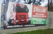 Billboard, Brno - střed (Křídlovická)