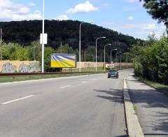711408 Billboard, Brno - Bystrc       (Obvodová         )