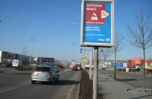 Card image cap872005 Citylight, Ostrava (OC AVION Shopping Park Ostrava)