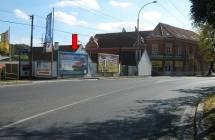 Billboard, Plzeň - Doudlevce (Zborovská 19)