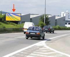 711437 Billboard, Brno - Královo Pole   (Hradecká     )