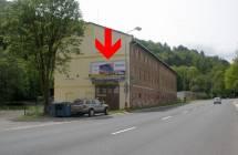 Billboard, Trutnov (Náchodská - vjezd )
