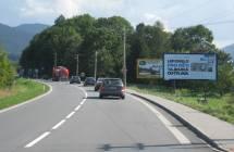 Billboard, Ostravice  (I/56 směr Beskydy, SK )