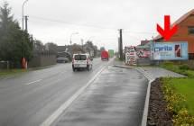 Billboard, Moravské Budějovice (I/38 - Horky  )