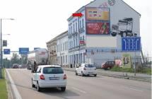 Billboard, Plzeň - Skvrňany (Skvrňanská)