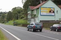 Billboard, Bečov nad Teplou (Karlovarská ul.)