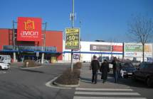 Card image cap872009 Citylight, Ostrava (OC AVION Shopping Park Ostrava)