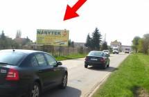Billboard, Olomouc (Holická, městská spojka  )