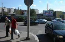 Billboard, Plzeň (Břeňkova - Borská)