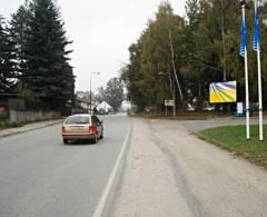 621017 Billboard, Žírovnice  (Hradecká - ČS EuroOil    )