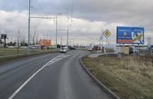 Billboard, Plzeň - Nová Hospoda (Domažlická)