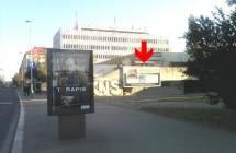 Billboard, Praha 4 - Pankrác (Budějovická)