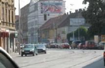 Billboard, Brno (Křenová)