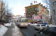 Billboard, Liberec (Lipová/8.března)