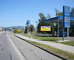 811195 Billboard, Šumperk   (Jesenická, ČS EuroOil  )