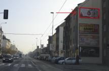 Billboard, Plzeň (Slovanská třída)