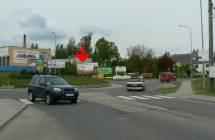 Billboard, Liberec (České mládeže/Kubelíkova)