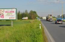 Billboard, Dolní Benešov (OPAVSKÁ)