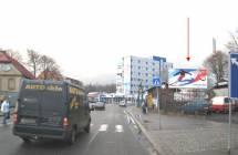Billboard, Liberec (Dr.M.Horákové/Čechova)