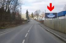 Billboard, Liberec (Žitavská 1)