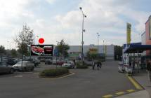 Card image cap871103 Billboard, Ostrava (OC AVION Shopping Park Ostrava )