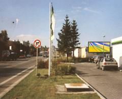 621011 Billboard, Pelhřimov       (Pražská, I/ 34      )