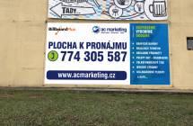 1641009 Billboard, Brno (Kolejní)