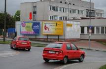 Billboard, Tachov (Mánesova ul.)