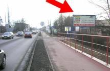 Billboard, Prostějov (Olomoucká, hlavní třída )