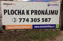 Billboard, Brno - střed (Plotní)