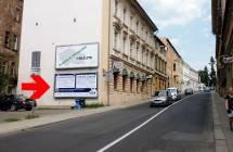 Billboard, Liberec (Husova - 2 )