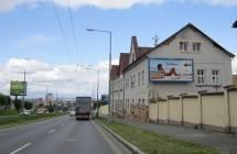 Billboard, Plzeň - Doubravka (Rokycanská)