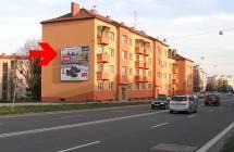 Billboard, Olomouc (Albertova 1 )