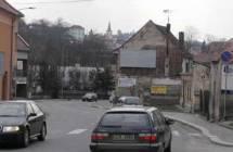 Billboard, Třebíč (Cyrilometodějská ulice)